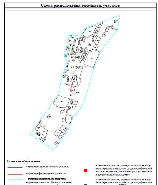 Межевой план раздела участка